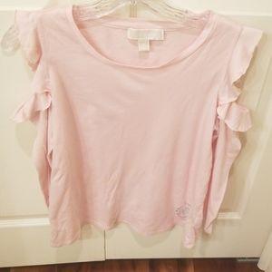 Women Longsleveve Tee shirt by Michael Kors